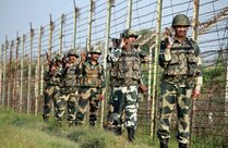 BSF''s strong reply followed the injury to one of its constables in a sniper fire attack by Pakistani Rangers. PTI File Pic