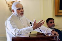 India is to review the MFN status to Pak at a meeting called by PM Narendra Modi on Thursday. PTI Photo