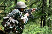 Pakistani troops violated ceasefire along the LoC in Uri sector of J&K. PTI File