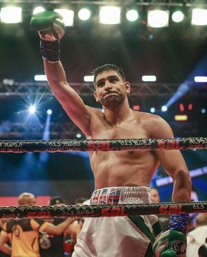 Amir credits India's system for rise in boxing, singles out Bidhuri for Olympic glory